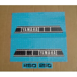 Tank Decals Yamaha IT250G 1980