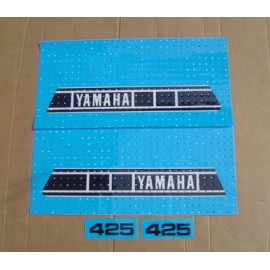 Tank Decals Yamaha IT425GG  1980