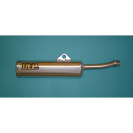 DEP Alloy Silencers Yamaha IT 175 1982-83 J