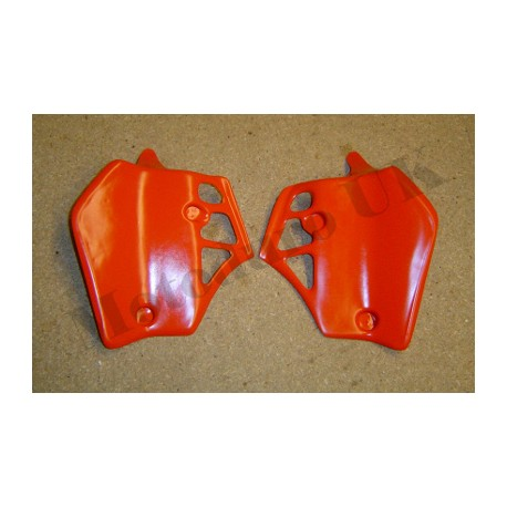 Raditor Cover Honda CR250 1983