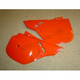 Side Panels Honda CR250 1988 Honda CR125-250-500 1989 Honda CR125-250-500 1990
