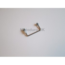 Stainless Steel Cable Guide Suzuki RM 1976-80