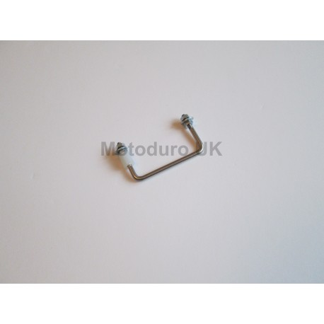Stainless Steel Cable Guide Kits Suzuki RM125-250-370-400 1976-80