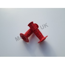 Grips Classic Red MX Enduro