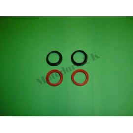 Fork and dust seal set Kawasaki KDX200 C1-C3 1986-88