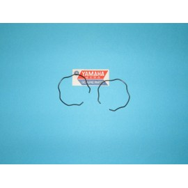 Front Fork Seal Retaining Snap Ring Yamaha IT200 ALL,IT250K 1983, IT490 ALL