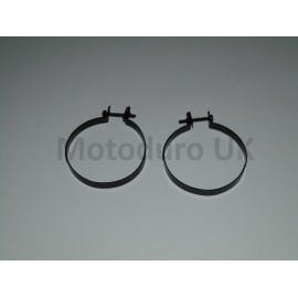 Fork Gaitor/Bands Yamaha IT175E/F/G/H/J Lower/Bottom Pair 55-60mm