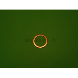 Exhaust Gasket Copper Kawasaki KDX200 1989-94 E1-E6