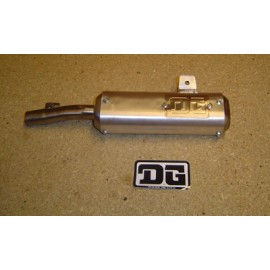Tail Pipe Honda CR250 1978-79 DG Alloy tail pipe, excellent quality