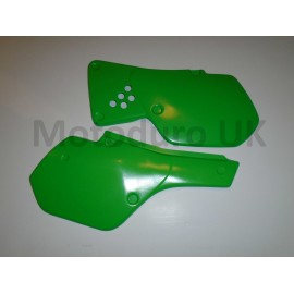 Side Panels Kawasaki KX125 1986 (reproduction)