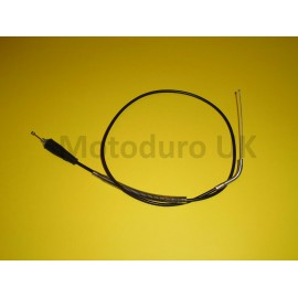 Throttle Cable Suzuki RM465 1981-82 (To fit standard throttle)
