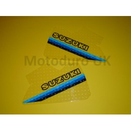 Perforated Decal Set Suzuki RM465X 1981