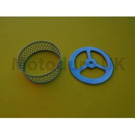 Air Filter Cage Set Suzuki RM250B/C 1977-78