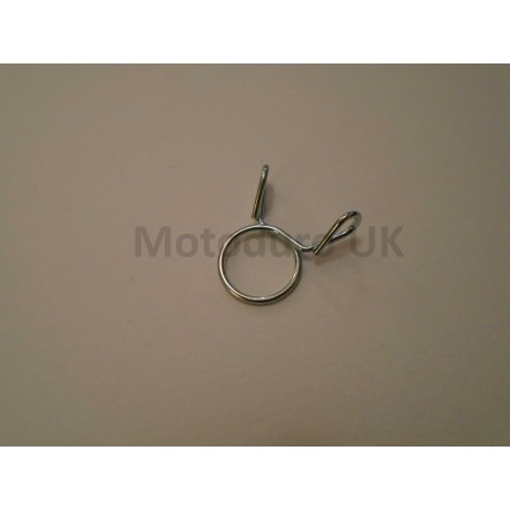 Fuel Pipe Clip (to fit pipe with 8mm internal) IT/YZ models