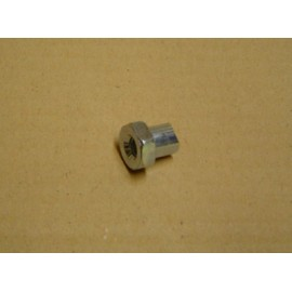 Rear brake Hex Nut (6mm)