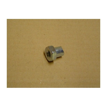 Rear brake Hex Nut ( 6mm )