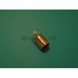 Small Head Rear Tail Light Bulb 6v 23/8w Yamaha IT - OUT OF STOCK
