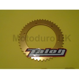 Rear Sprocket 46T Talon Suzuki PE400T/X 1980-81 (holes are NOT countersunk)
