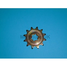 "Front Sprocket ""Groovelite"" Talon 12T Yamaha IT125/175/200"