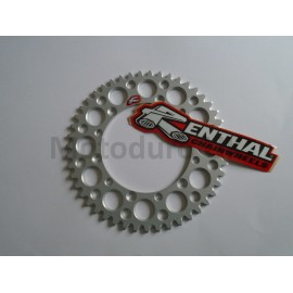 Sprocket Rear 48T Renthal Kawasaki KDX200 1986 - 06 (Alloy)
