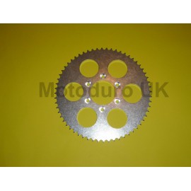 Sprocket Rear 59T (428) Suzuki RM100/125 A/B 1976-77