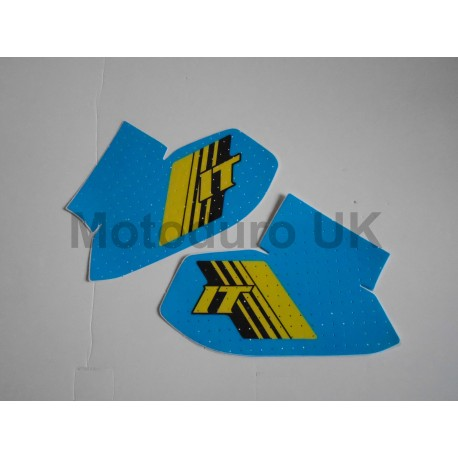 Tank Decals Perforated (Pre-cut) Yamaha IT175 H 1981
