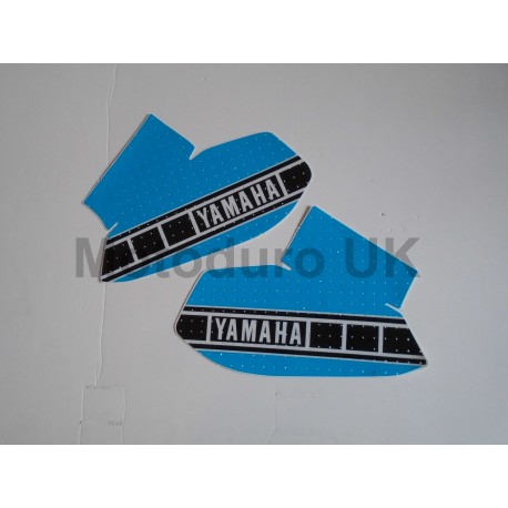 Tank Decals Perforated (Pre-cut) Yamaha IT175G 1980