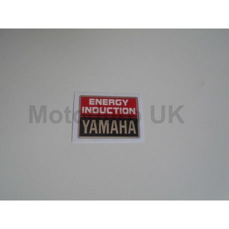 Yamaha IT175/200/250/465/490 Energy Induction Decal (foil type)