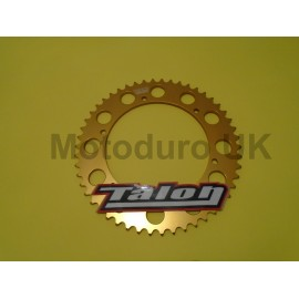 Rear Sprocket 50T Talon Suzuki PE250T/X 1980-81 (holes are NOT countersunk)