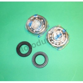 crank bearings (koyo) and seal kits kawasaki kdx200 (air cooled) a1-