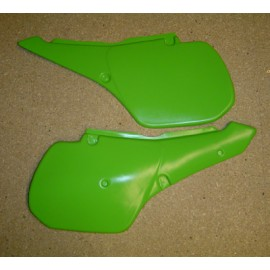 Side panels Kawasaki KDX200 C1-C3 1986-88