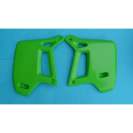 Radiator Scoops KDX models 1989 - 94