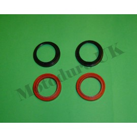 Fork and Dust Seal Set all KDX175 models KDX200 1983-85 KDX250 1980-84 KDX400 1979-80 KDX450 1982