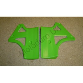 Radiator Scoops Kawasaki KX250-500 1985-86