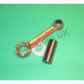 Conrod Assembly Kawasaki KX125 1978-81
