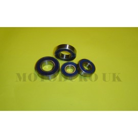 Rear Wheel Bearing Overhaul Kit Suzuki PE250/400 T/X/Z 1980-83