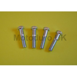 Handle Bar Clamp Bolts Suzuki PE