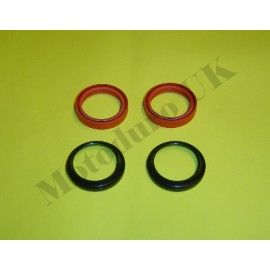 Fork and Dust Seal Set Suzuki PE175 C/N/T/X PE250 N/T/X