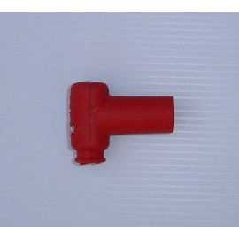 NGK Rubber Waterproof (Comp) Sparkplug Cap Red