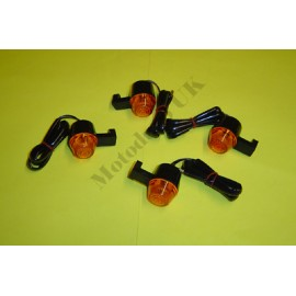 Mini Indicator Set Flexible Rubber Mounts