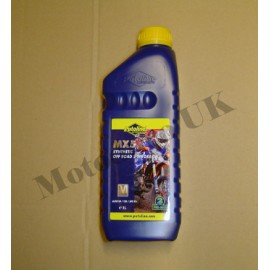 Putoline MX5 2-Stroke Oil