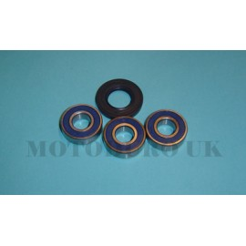 Rear Wheel Bearing/Seal Overhaul Kit Yamaha IT200 1984-86
