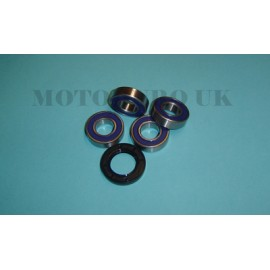 Rear Wheel Bearing/Seal Overhaul Kit Yamaha IT250/465J 1981-82 IT250K 1983 IT490 1984